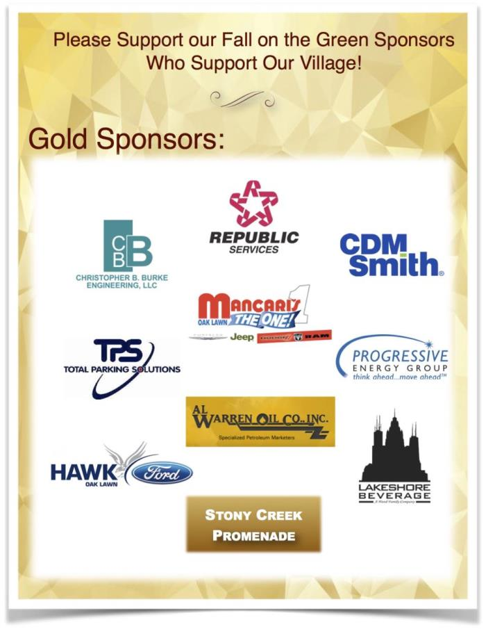 FOG 2015 sponsor list Gold